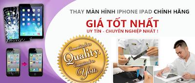 Giá thay màn hình ipad 2 rẻ nhất thị trường