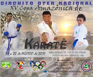 15ª Copa Amazônica de Karate