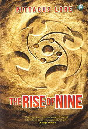 The Rise Of Nine - The Lorien Legacies 3 PDF Karya Pittacus Lore
