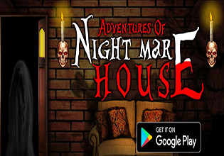 NsrGames Escape Nightmare House Walkthrough