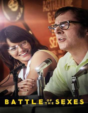 Battle of the Sexes 2017 Full English Movie BRRip Download