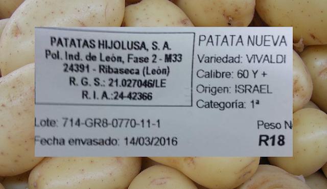 Un agricultor indignado explota y carga contra Mercadona