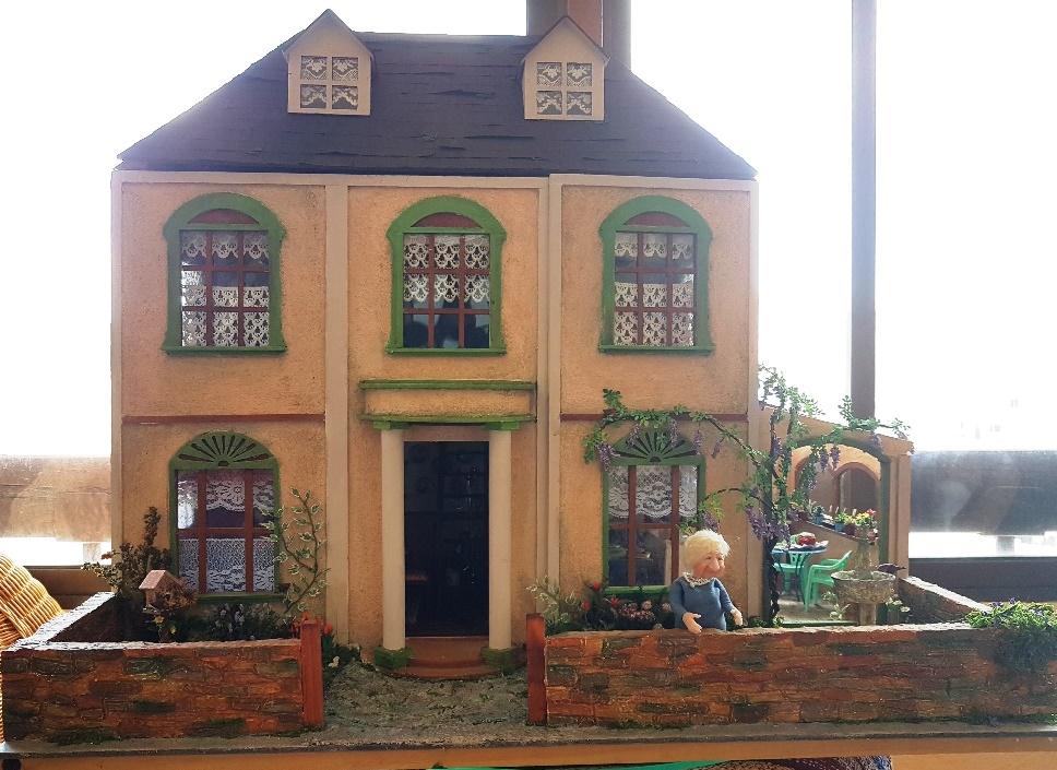 La casa de Rebeca