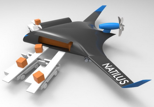 Tinuku Natilus raised funding to prepare mega-cargo test flight