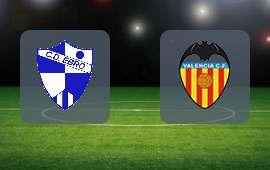 Валенсия – Эбро прямая трансляция онлайн 04/12 в 21:30 по МСК.