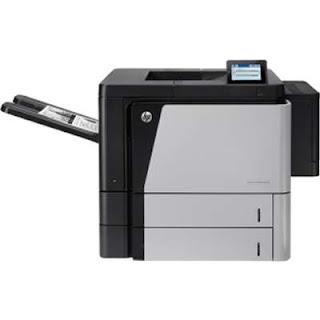 HP LaserJet Enterprise M806dn Printer Driver Download