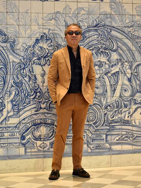 アズーロ・エ・マローネのメンズ ファッション