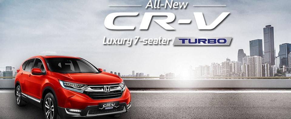 New Honda CRV Dealer Honda Prima Bekasi