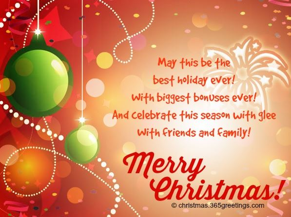 Christmas Greetings Wording Card Photos