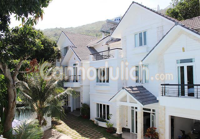 Villa Vũng Tàu cho thuê có thiết kế đẹp