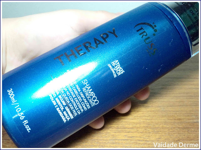 Truss Active Therapy Shampoo