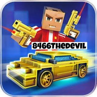 Block City Wars + skins export (MOD, unlimited money)