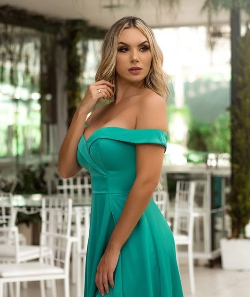 vestido longo verde madrinha