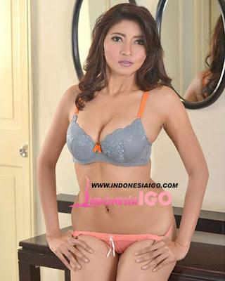 Aya Beby Model Toket Gede IGO