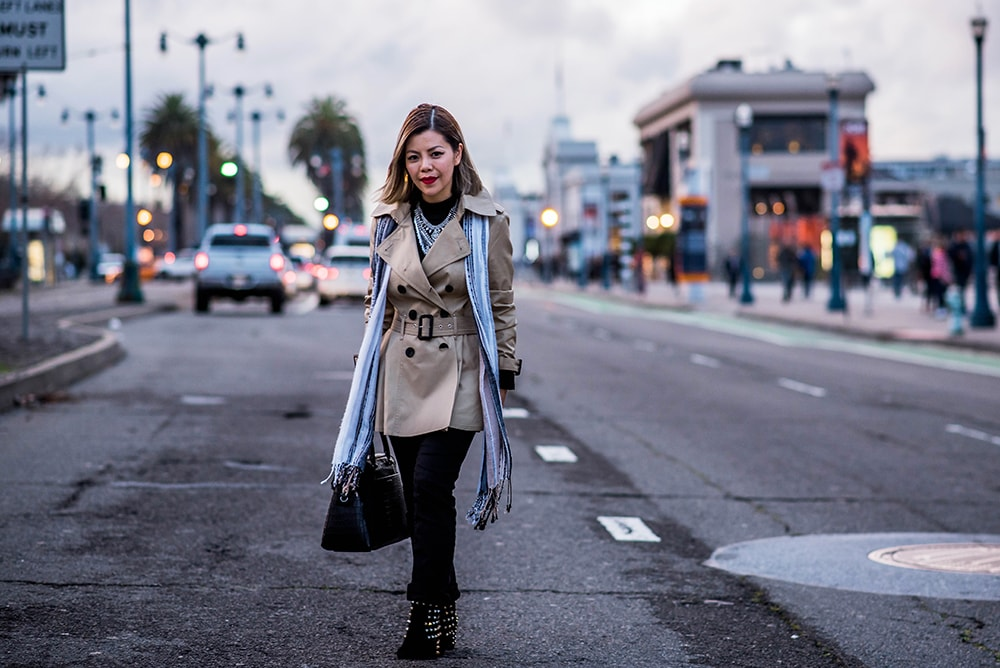 Crystal Phuong- Travel Blog- San Francisco Rush Hour