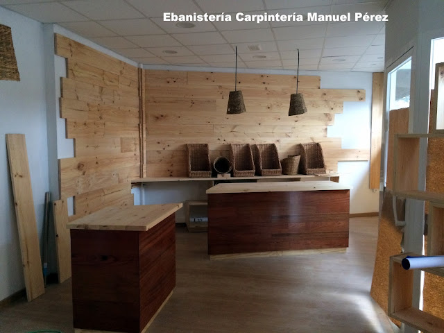 Ebanisteria carpinteria manuel perez zaragoza for Tiendas de decoracion en zaragoza