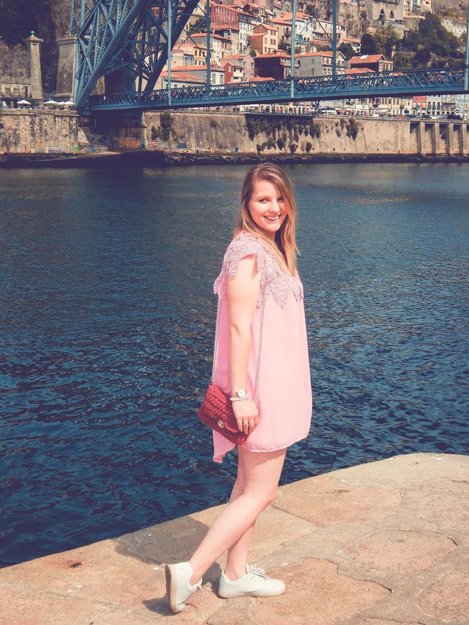 6 bizuteria piotrowski konkurs wygraj bizuterie sukienka zaful opinie moje recenzje rady czy warto kupowac czy oplaca sie porto most rzeka duoro co zobaczyc