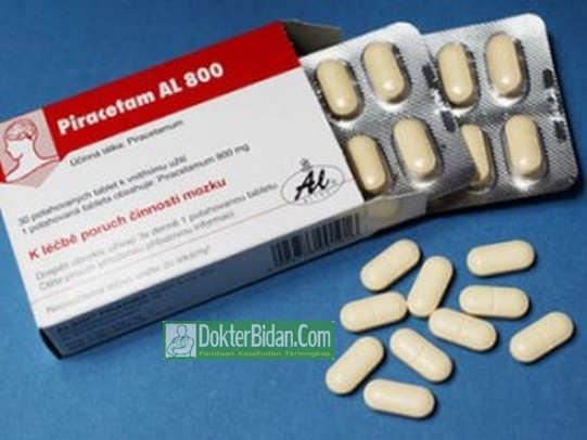 Piracetam - Fungsi Obat, Dosis Pemakaian dan Cara Terhindar dari Efek Samping