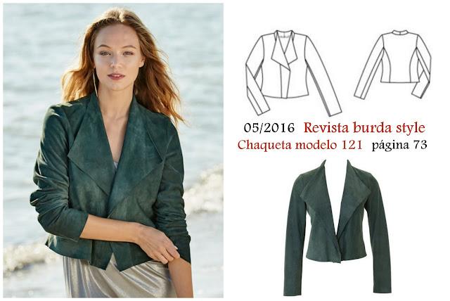 tutorial de costura chaqueta
