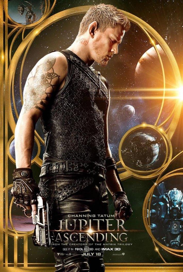 Poster 4: Jupiter Ascending