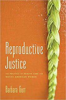 Book cover of Reproductive Justice