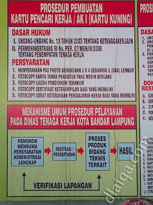 persyaratan dan prosedur