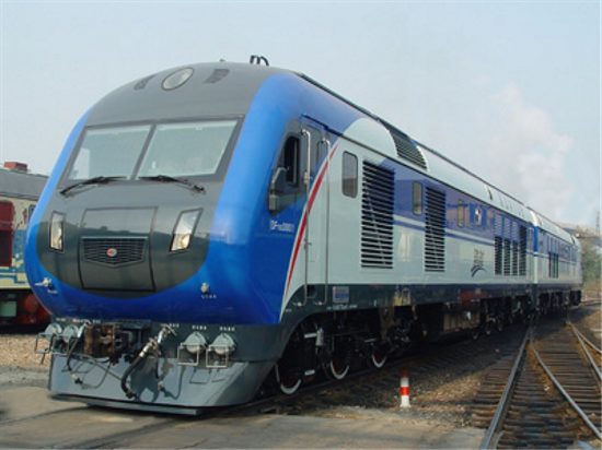 DF11G Quasi-high Speed Passenger Diesel Locomotive