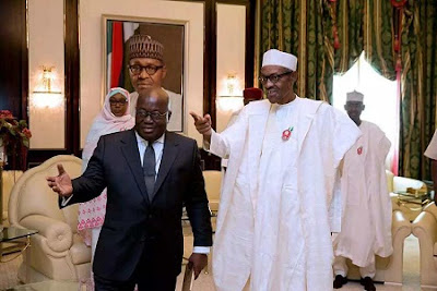 President Buhari Set to Storm Ghana on Saturday as the Country Gets New Leadership