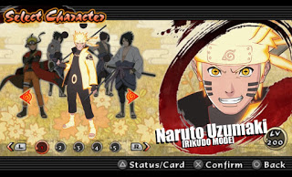 Download Mod Texture Naruto (Rikudo Mode) Nsuni For PPSSPP
