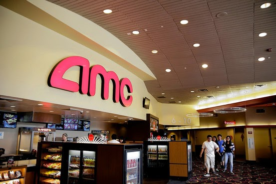 Regal, AMC e Cinemark ganhos do quarto trimestre!
