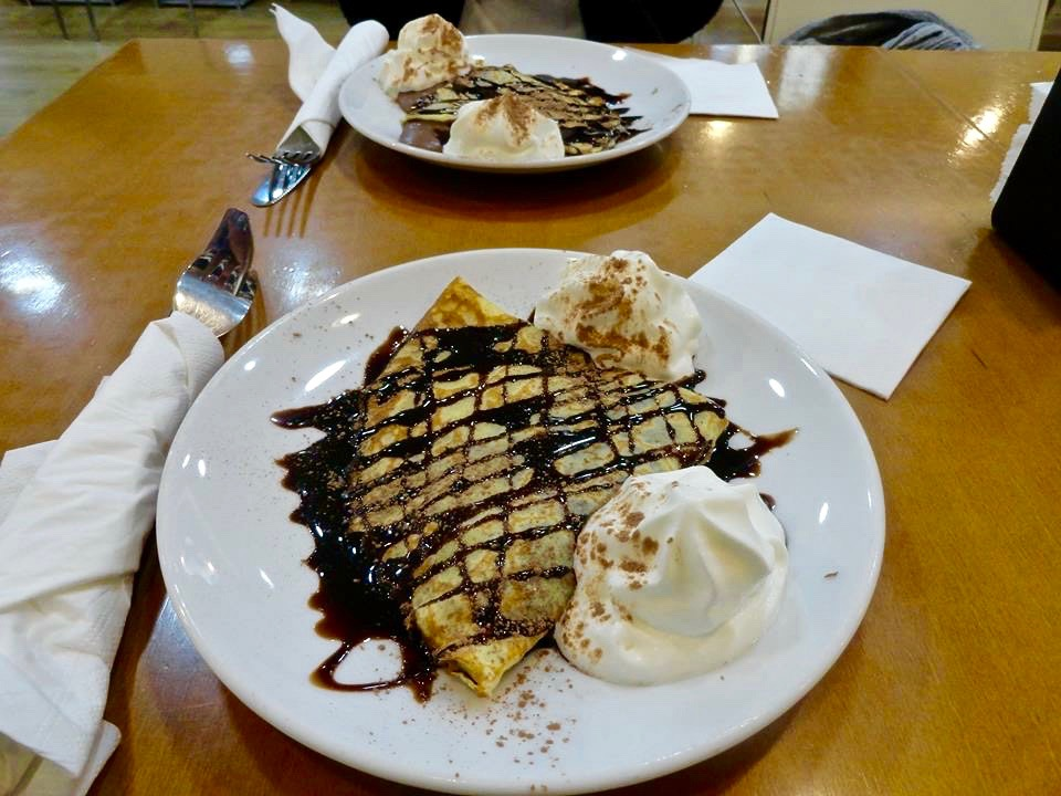crepes chocolat valencia spain restaurant café