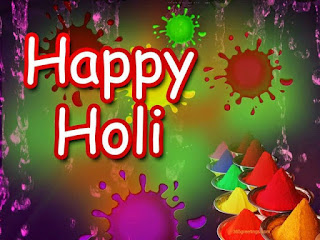 Advance Happy Holi Wishes, Messages, SMS 2016 In English, Hindi