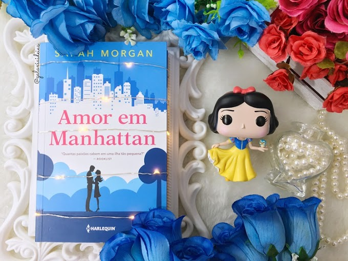 Amor em Manhattan | Sarah Morgan