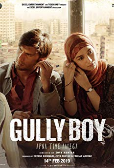 🎬 Gully Boy (2019) Hindi Pre-DvDRip x264 AAC