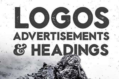 alasannya ialah font sanggup menawarkan ciri khas pada desain 20+ Font Keren Terbaik Untuk Desain Grafis