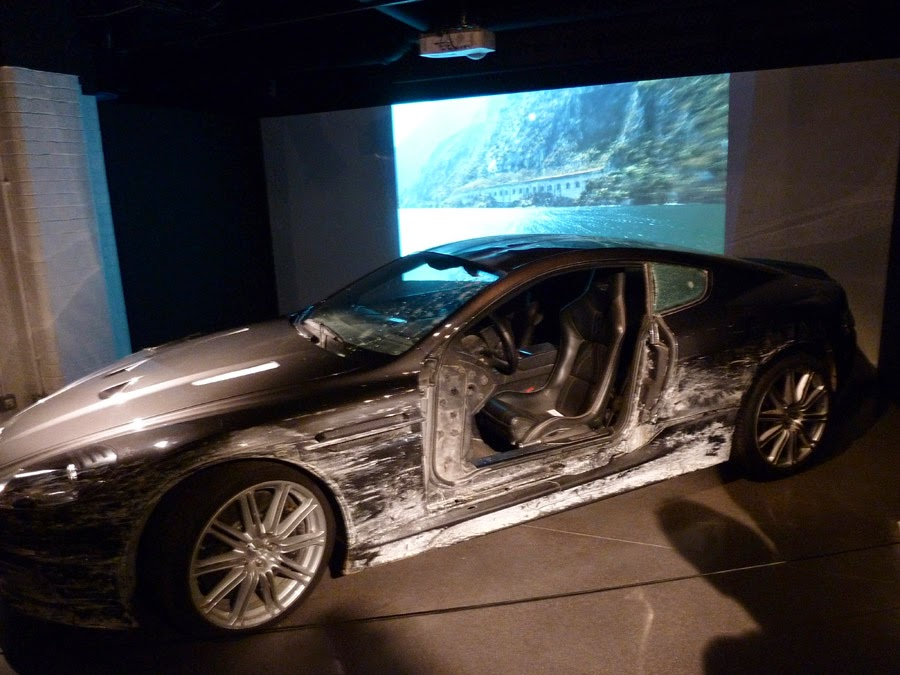 Bond in Motion, London Film Museum
