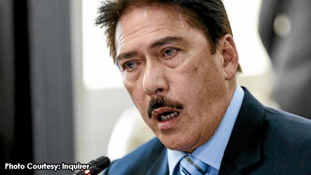 Mahirap maging Presidente ng Senado. Tito Sotto.