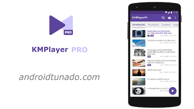 KMPlayer PRO APK v2.2.1 + Mirror Mode, HD v3.0.23