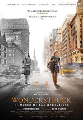 Wonderstruck 2017 DVD R2 PAL Spanish