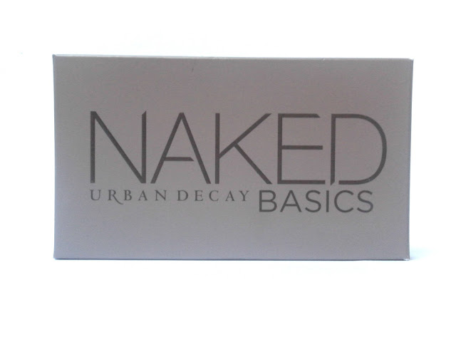 Urban Decay Naked Basics Eyeshadow Palette