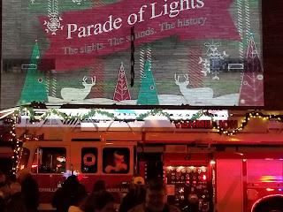Standstill Lighted Parade in Vermillion South Dakota