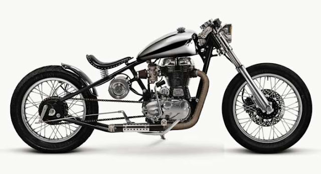 OFFICIAL: Royal Enfield To Offer Custom Built Motorcycles