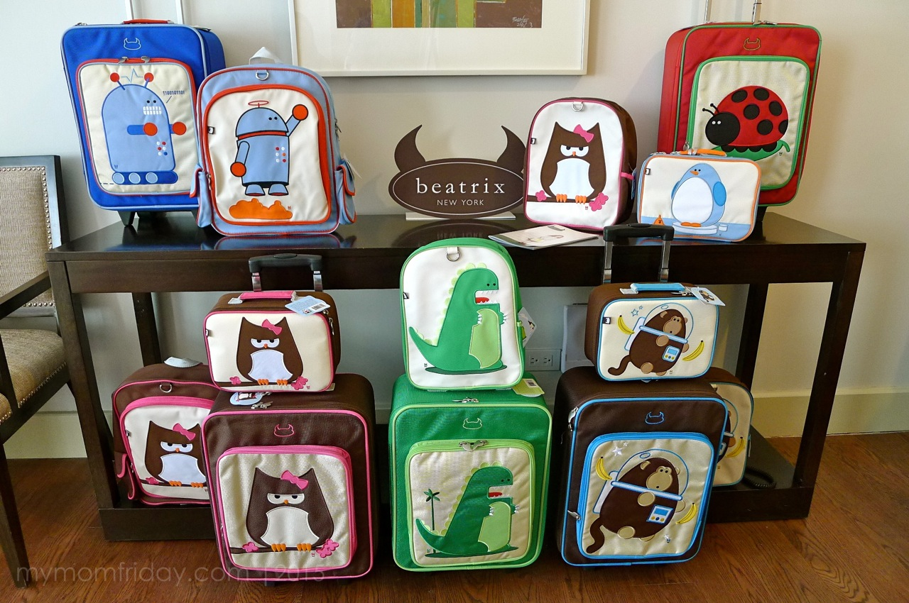 99928450d25 My Mom-Friday  Mom-Finds  Beatrix Bags and Lunchbox for School and ...