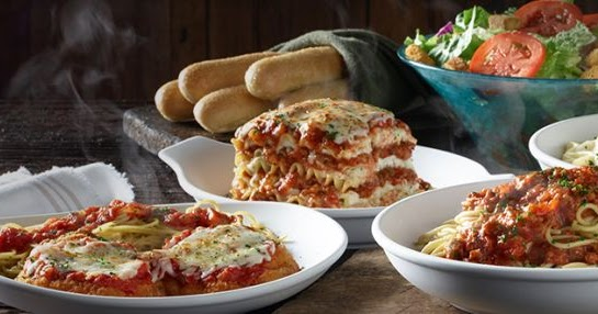 "All The Pasta You Can Eat With Olive Garden S Never Ending: All-You-Can-Eat ""Never Ending Classics"" Return At Olive"