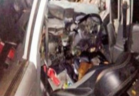 Omg! Read What Happened to Man Who Was Having S*x With Girlfriend While Driving