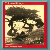 Forgotten Dreams album cover by Thirteen Strings