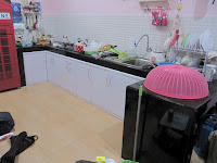 Kitchen Set Keramik - Furniture Semarang