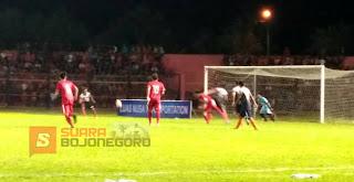Hingga Babak Akhir Persibo Vs Timnas U19 Dengan Skor 1-1