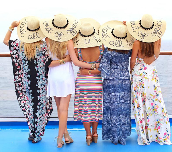 Fast fashion online shop ASOS also has a great offer of floppy sun hats  with and without embroidered writing on price points from 6 Euro to 90  Euros. fc3232776e6