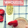 [Wholesale Wholesome] Strawberry Hempseed Smoothie